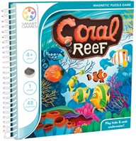 Magnetic Travel Games - Coral Reef
