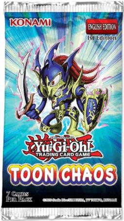 Yu-Gi-Oh! - Toon Chaos Boosterpack