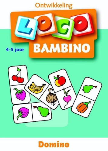 Loco Bambino Boekje - Domino