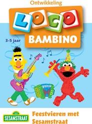 Loco Bambino - Feestvieren Met Sesamstraat