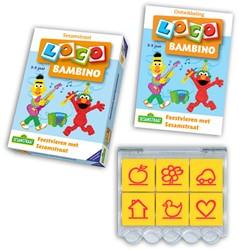 Loco Bambino - Sesamstraat Pakket