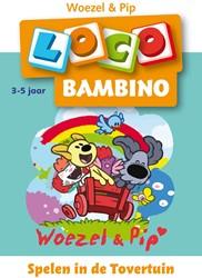 Loco Bambino - Woezel & Pip - Spelen in de Tovertuin