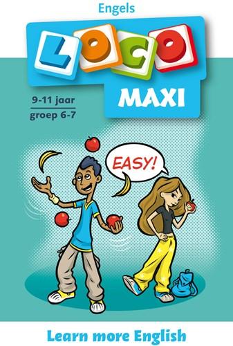 Loco Maxi - Learn More English (Beschadigd)