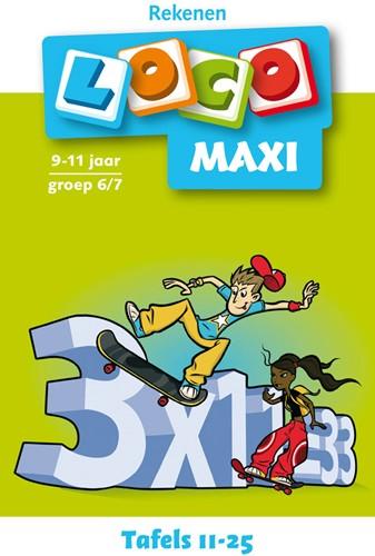 Loco Maxi - Tafels 11-25