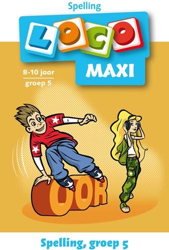 Loco Maxi - Spelling groep 5