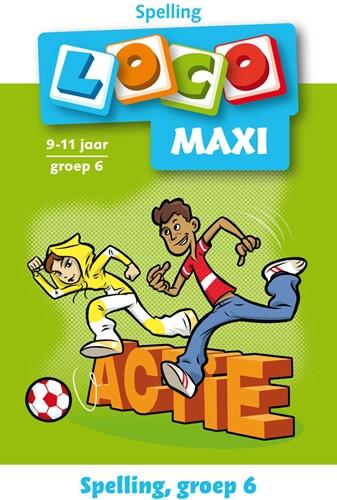 Loco Maxi - Spelling groep 6