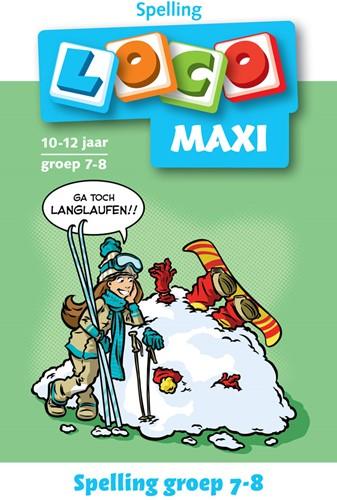 Loco Maxi - Spelling groep 7-8