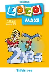 Loco Maxi - Tafels 1-10