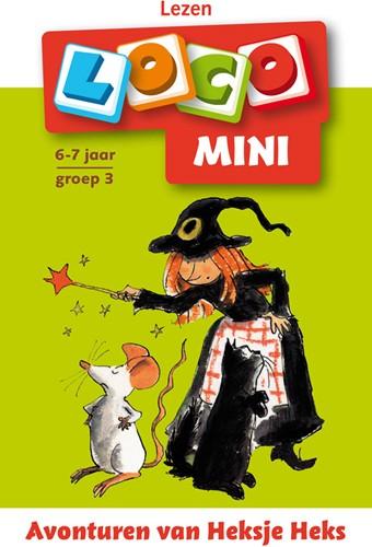 Loco Mini - Avonturen Van Heksje Heks-1