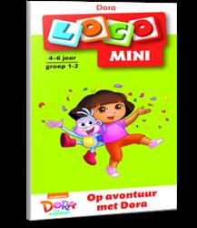 Loco Mini - Op Avontuur met Dora