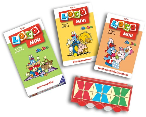 Loco Mini - Bobo - Speurneusavontuur Pakket