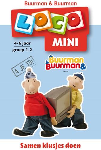 Loco Mini - Buurman & Buurman - Samen Klusjes Doen-1