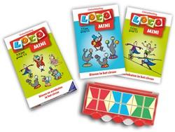 Loco Mini - Dieren en Acrobaten in het Circus Pakket