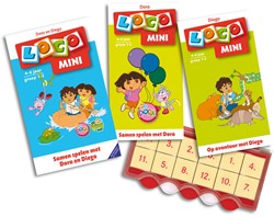 Loco Mini - Dora en Diego Pakket