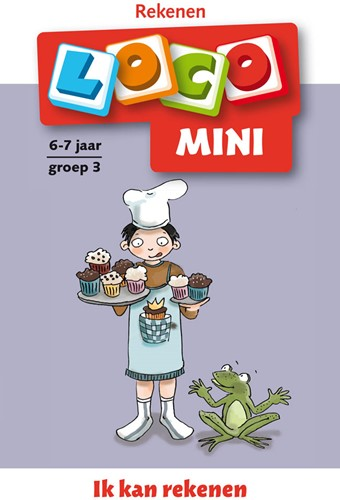 Loco Mini - Ik Kan Rekenen-1