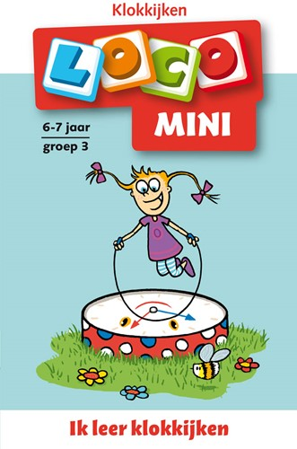 Loco Mini - Ik Leer Klokkijken-1