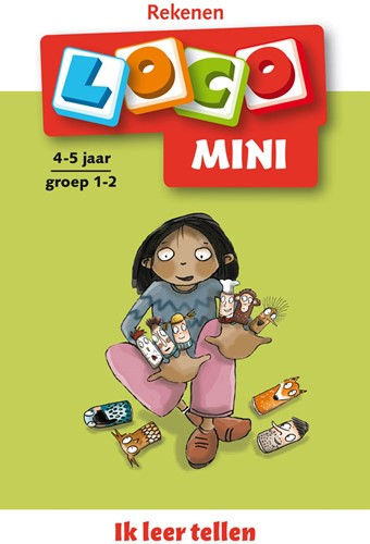 Loco Mini - Ik Leer Tellen-1