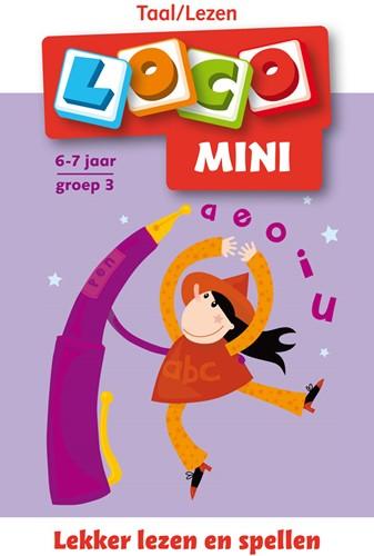 Loco Mini - Lekker Lezen en Spellen