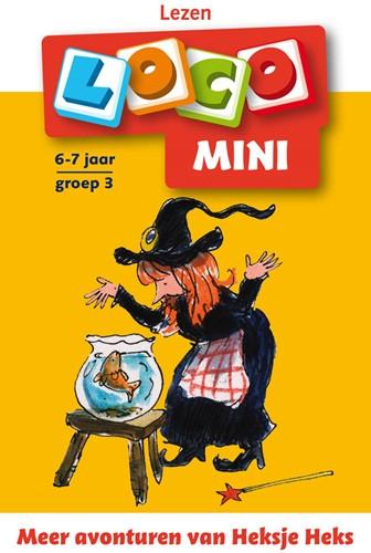 Loco Mini Boekje - Meer Avonturen van Heksje Heks