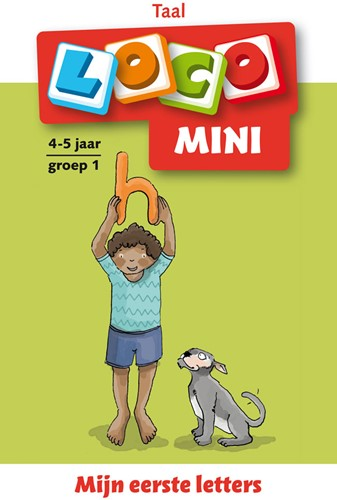 Loco Mini - Mijn Eerste Letters-1