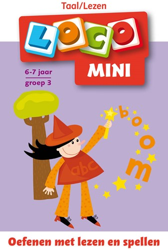Loco Mini - Oefenen met Lezen en Spellen