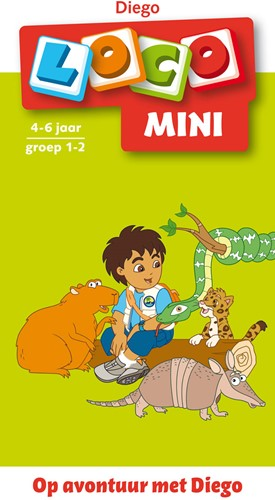 Loco Mini - Op Avontuur Met Diego-1