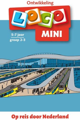 Loco Mini Boekje - Op Reis door Nederland