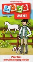 Loco Mini - Paarden, ontwikkelingsspelletjes-1