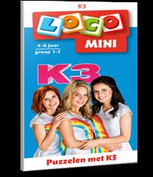 Loco Mini - Puzzelen met K3