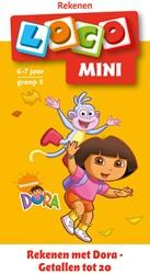 Loco Mini - Rekenen met Dora - Getallen tot 20