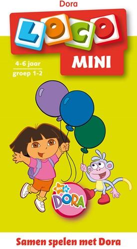 Loco Mini - Samen Spelen Met Dora-1