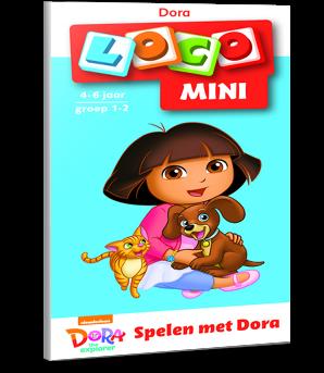 Loco Mini - Spelen met Dora