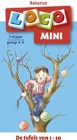 Loco Mini - De Tafels van 1 Tot en Met 10-1
