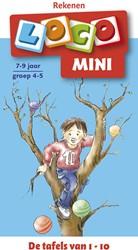 Loco Mini - De Tafels van 1 Tot en Met 10
