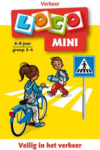 Loco Mini Boekje - Veilig In Het Verkeer