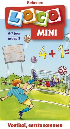 Loco Mini - Voetbal, eerste sommen