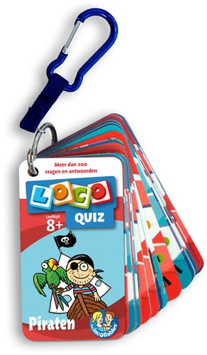 Loco Quiz - Piraten