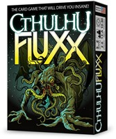 Cthulhu Fluxx (Doosje beschadigd)