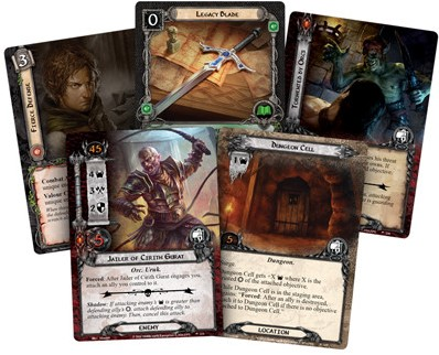 Lord of the Rings - Dungeons of Cirith Gurat
