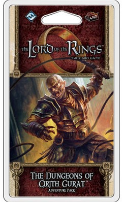 Lord of the Rings - Dungeons of Cirith Gurat-1