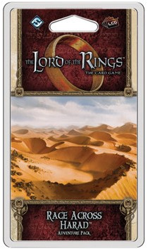 Lord of the Rings - Race Across Harad