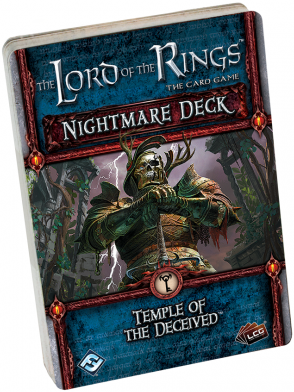 Lord of the Rings - Temple of the Deceived Nightmare Deck