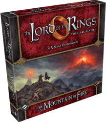 Lord of the Rings - The Mountain of Fire