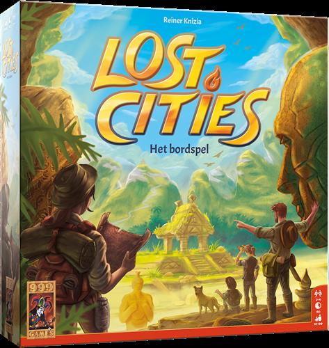 Lost Cities - Het Bordspel