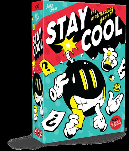 Stay Cool - Party Game (Engelse versie) (Open geweest)
