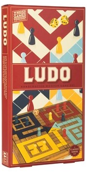 Ludo - Wooden Games