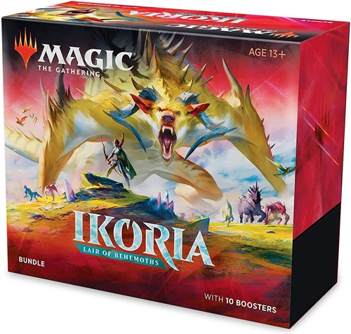 Magic The Gathering - Ikoria Lair of the Behemoths Bundle