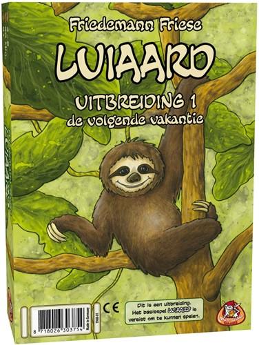 Luiaard uitbreiding - De Volgende Vakantie