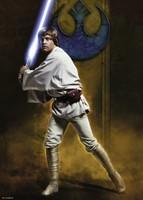 Star Wars - Luke Skywalker Puzzel (1000 stukjes)