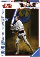Star Wars - Luke Skywalker Puzzel (1000 stukjes)-1